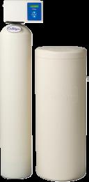 High Efficiency water softener.