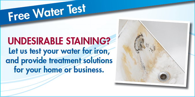 Iron Water Problems Rusty Water Culligan Water Of Anoka