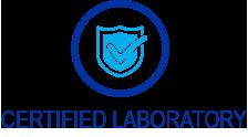 certified laboratory testing
