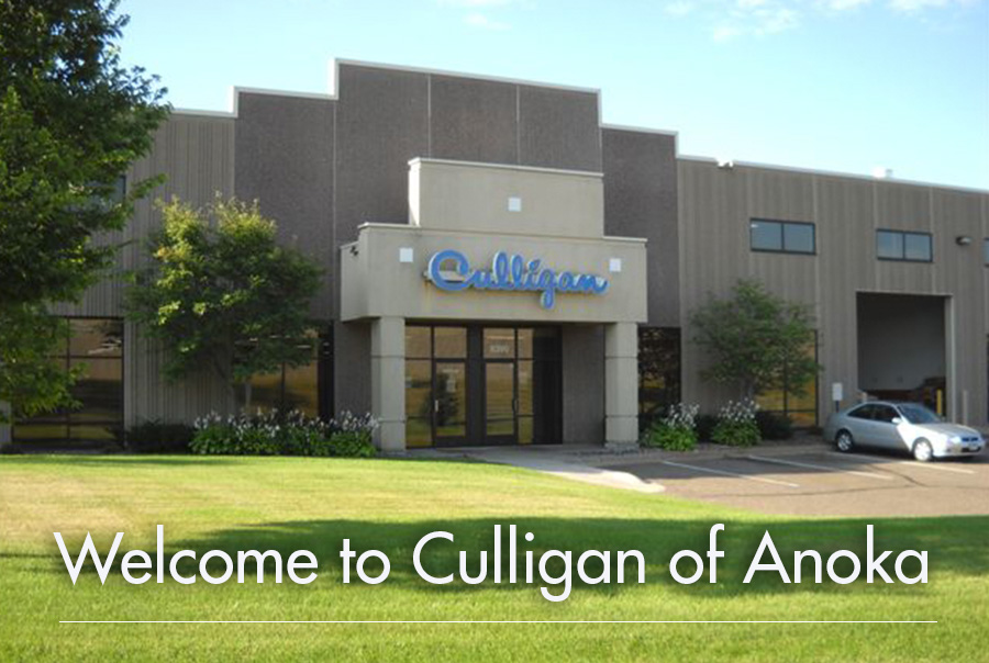 Welcome to Culligan of Anoka MN