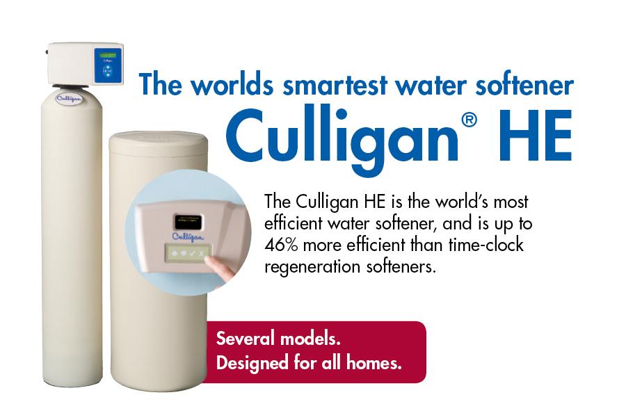 Culligan Water L Soft Water L Improve Taste Smell